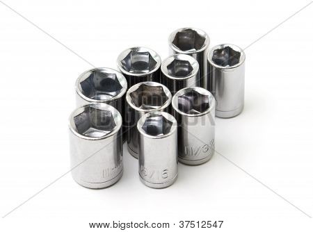 Metal Wrench Sockets