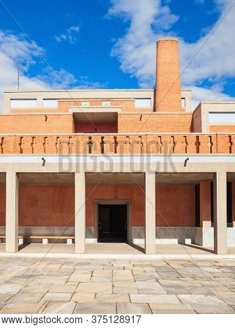 The Museum Of Byzantine Culture Is A Museum In The Center Of Thessaloniki, Central Macedonia In Gree
