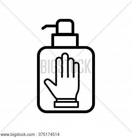 Cleaning Hand Soap Wash Icon Vector Design Templates