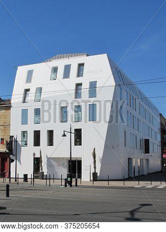 Bordeaux , Aquitaine / France - 11 19 2019 : Seeko'o Hôtel Design Bordeaux