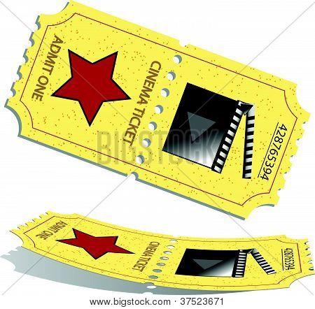 3D Cinema Tickets