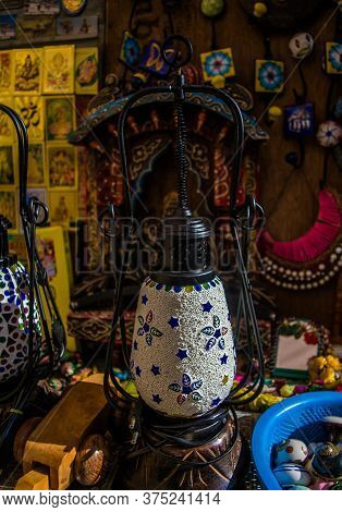 Traditional Handicrafts Of Rajasthan, Marble And Blue Pottery Is One Of The Best Traditional Crafts