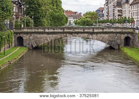 Ill river Strasbourg