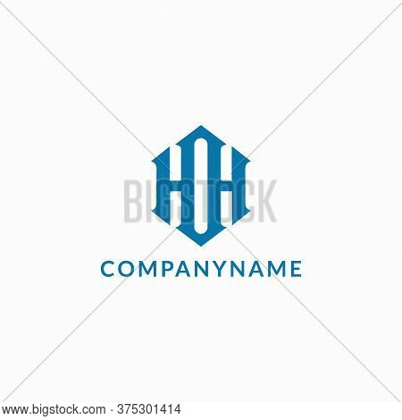 Brand Logo Icon, This Logo Can Use Used For Hotel, Real Estate, Construction, Home, House, Or Any Ot