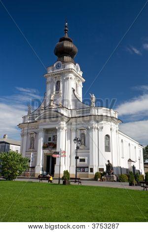 Church In Wadowice