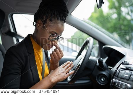 Car Air Conditioner Odor Or Smell From Mold