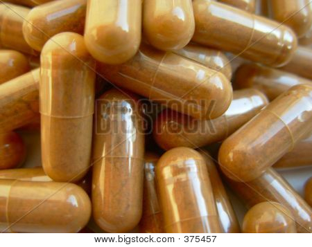 Some Brown Pills