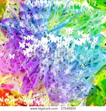 Abstract Art - Impressionism