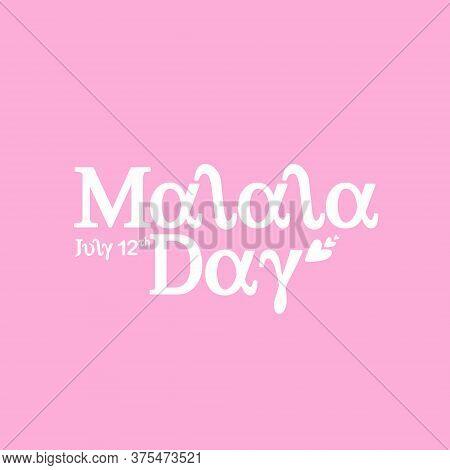 Malala Day.eps