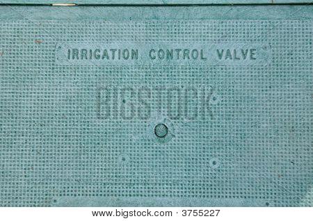 Irrigation Control Valve Hatchway