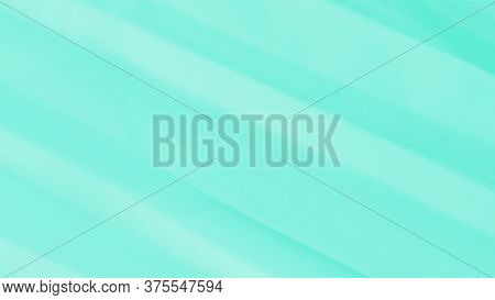 Aqua Aquamarine Gradient Background, Abstract Striped Panoramic Background