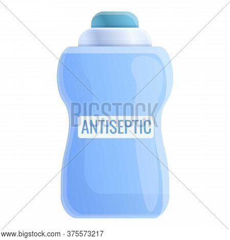 Wash Antiseptic Icon. Cartoon Of Wash Antiseptic Vector Icon For Web Design Isolated On White Backgr