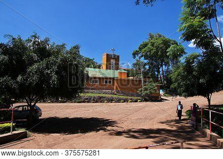 Arusha / Tanzania - 03 Jan 2017: The Church In Arusha City, Tanzania