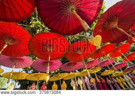 Thailand Chiang Khong Wat Phra Kaew