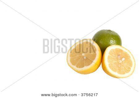 Lobules Of Lemons.