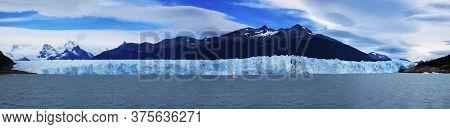 Glaciar Perito Moreno Is A Glacier Located In The Los Glaciares National Park In Southwest Santa Cru