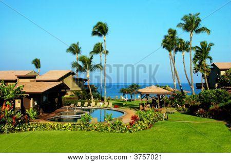Tropical Condo Resort