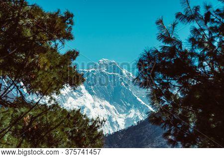 Himalaya Mountain Everest Landscape