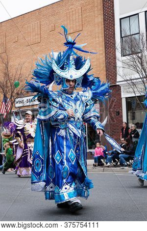Asbury Park Saint Patrick's Day Parade