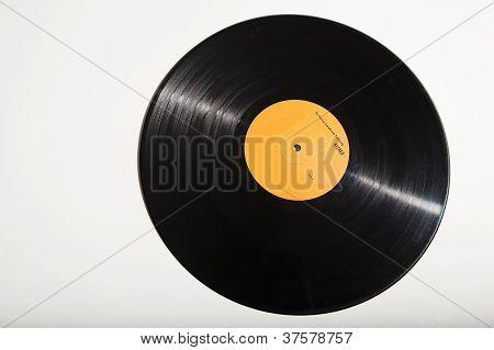 Long Playing Vinyl Record