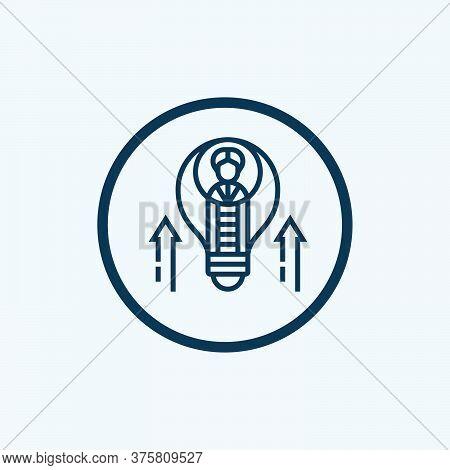 Empowerment Icon. Premium Style Design, Pixel Perfect Empowerment Icon For Web Design, Apps, Softwar