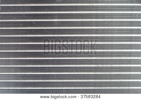 Metal Texture With Pattern Background