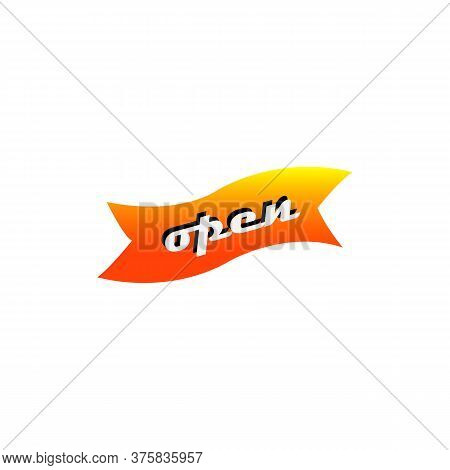 Save Download Preview Open Sign Icon Vector On White Background.open Icon Isolated On White Backgrou