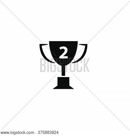 Illustration Vector Graphic Of Trophy Cup Icon