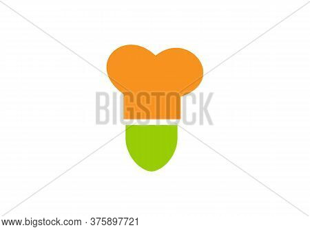 Chef Hat Icon Isolated On White Background From Cooking. Chef Hat Icon Trendy And Modern Chef Hat Sy