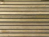 light beige pieces of wood flooring background poster