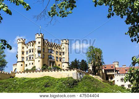 Hohenschwangau On The Hill