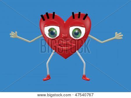 Heart Character