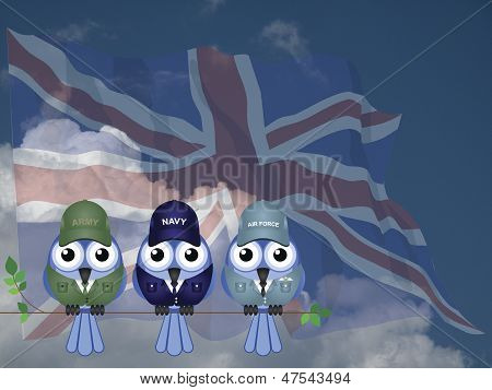 UK Armed Services