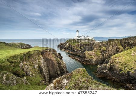 White Lighthouse, Fanad Head, North Ireland