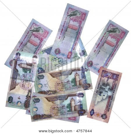 Different Currency Of Uae