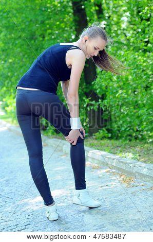 Sportswoman