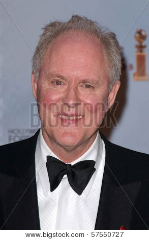 John Lithgow  at the 67th Annual Golden Globe Awards Press Room, Beverly Hilton Hotel, Beverly Hills, CA. 01-17-10