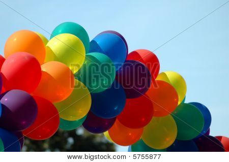 Pride Balloons