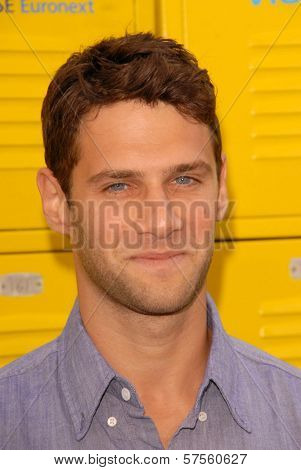 Justin Bartha at the Los Angeles Premiere of 'Get Schooled - You Have the Right'. Paramount Pictures, Los Angeles, CA. 09-08-09