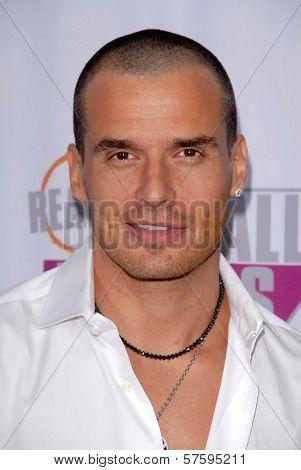 Antonio Sabato Jr at Fox Reality Channel's 'Really Awards' 2009. Music Box Theatre, Hollywood, CA. 10-13-09