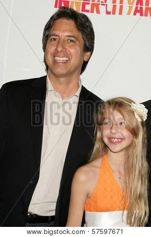 Ray Romano and Lily Rosenthal  at the 20th Anniversary Inner City Arts Imagine Gala and Auction. Beverly Hilton Hotel, Beverly Hills, CA. 10-15-09