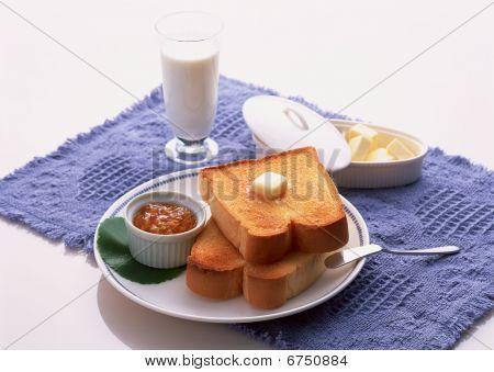 A hearty healthy breakfast