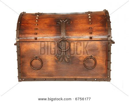 Old Wooden Chest