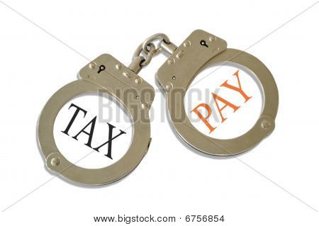 Taxy Pay Handcuffs