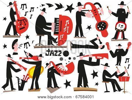 jazz musicians