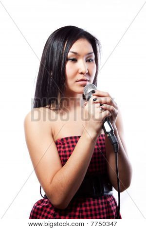 The Girl Which Sings