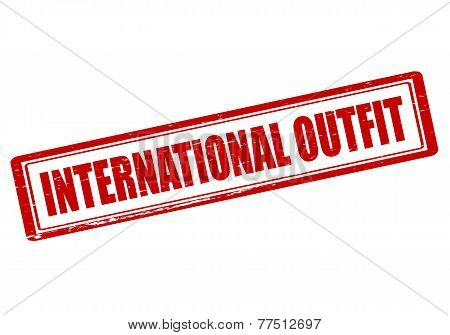 International Outfit