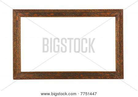 Frame, Large Rectangle, Vintage