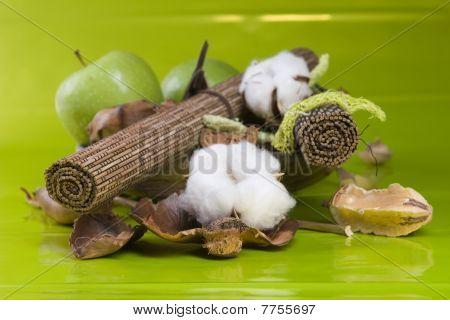 green apple fruits