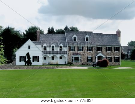 Large Colonial Home